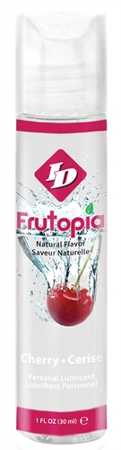 ID Frutopia Water-Based Lubricant Cherry