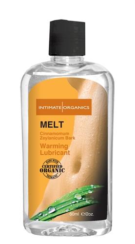 Intimate Organics Melt Warming Water Based Lubricant