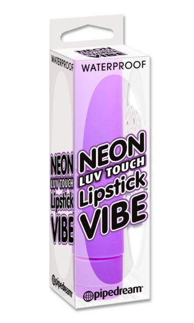 Pipedream Neon Luv Touch Lipstick Vibe Purple