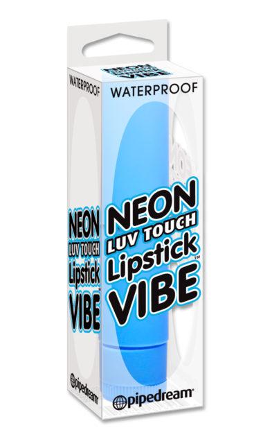 Pipedream Neon Luv Touch Lipstick Vibe Blue