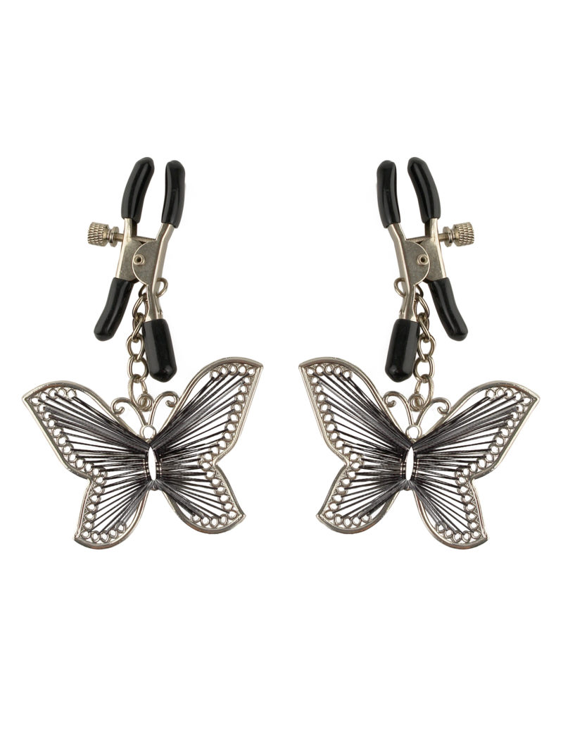 Pipedream Fetish Fantasy Butterfly Nipple Clamps