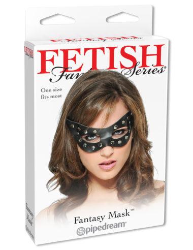 Pipedream Fetish Fantasy Fantasy Mask Black