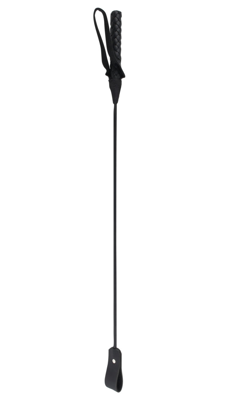 Pipedream Fetish Fantasy Extreme Leather Riding Crop
