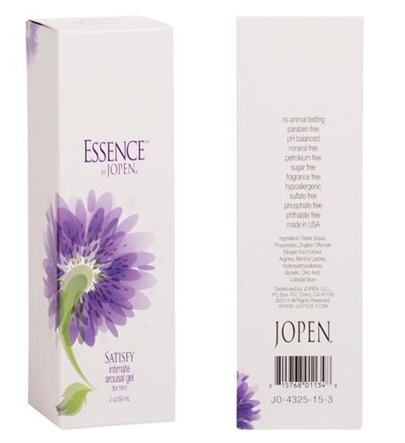 Jopen Essence Satisfy Intimate Arousal Gel For Him