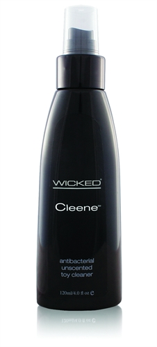 Wicked Sensual Cleene Anti-Bacterial Toy Cleaner