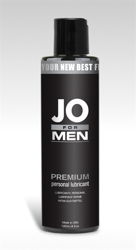 System JO For Men Premium Silicone Lubricant