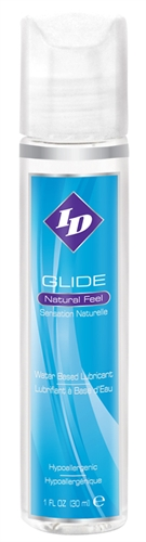 ID Glide Water-Based Lubricant 1oz