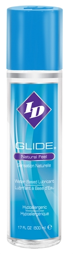 ID Glide Water-Based Lubricant 17oz