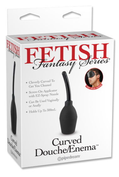 Pipedream Fetish Fantasy Curved Douche
