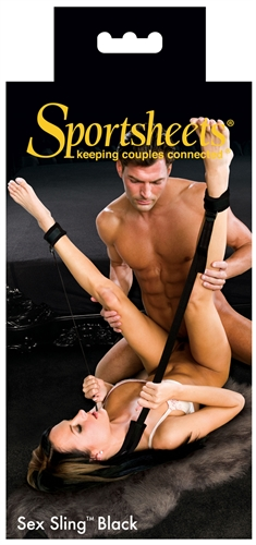 Sport Sheets Sex Sling Black