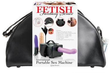 Pipedream Fetish Fantasy Portable Sex Machine