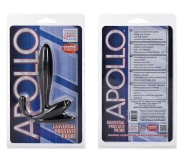 California Exotic Apollo Universal Prostate Probe