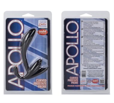 California Exotic Apollo Curved Prostate Probe