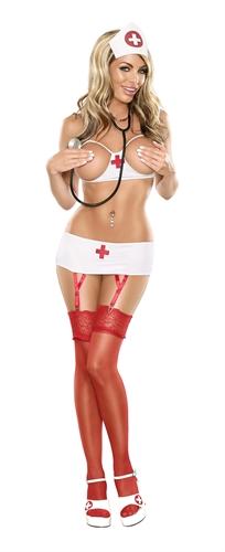 Magic Silk Nurse This White