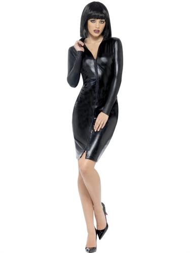 Fever Lingerie Miss Whiplash Pencil Dress