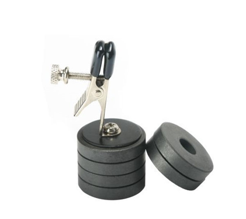 Master Series Onus Nipple Clip Magnet Weights