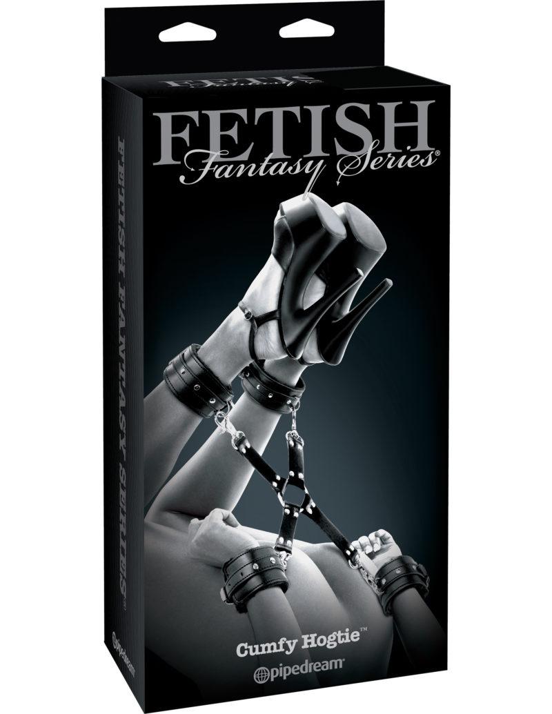 Pipedream Fetish Fantasy Cumfy Hogtie