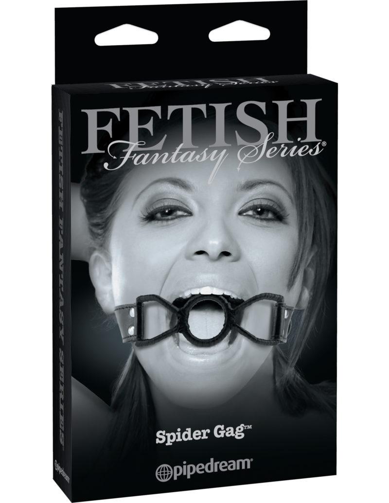 Pipedream Fetish Fantasy Spider Gag