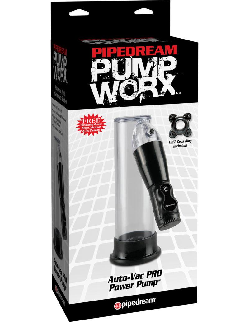 Pipedream Pump Worx Auto-Vac Pro Power Pump