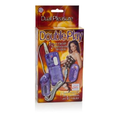 California Exotic Double Play Dual Massagers