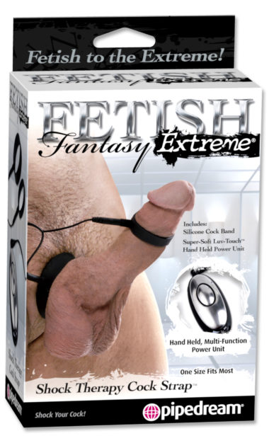 Pipedream Fetish Fantasy Shock Therapy Cock Strap