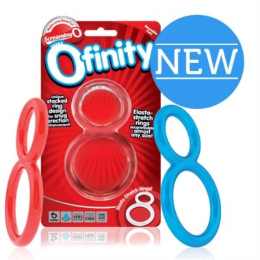 Screaming O Ofinity Double Ring