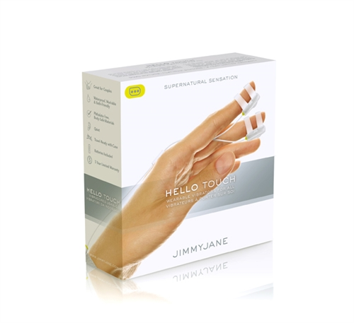 JimmyJane Hello Touch Clitoral Vibrator
