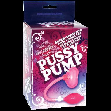 Doc Johnson Pussy Pump Pink