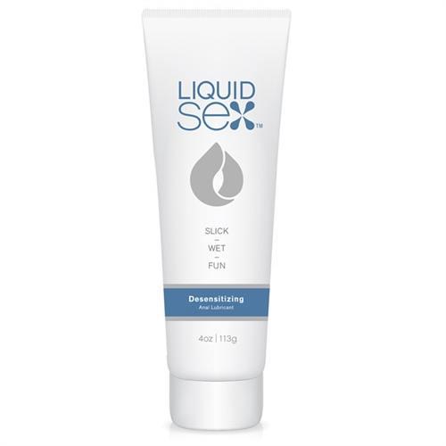 Liquid Sex Desensitizing Anal Lube