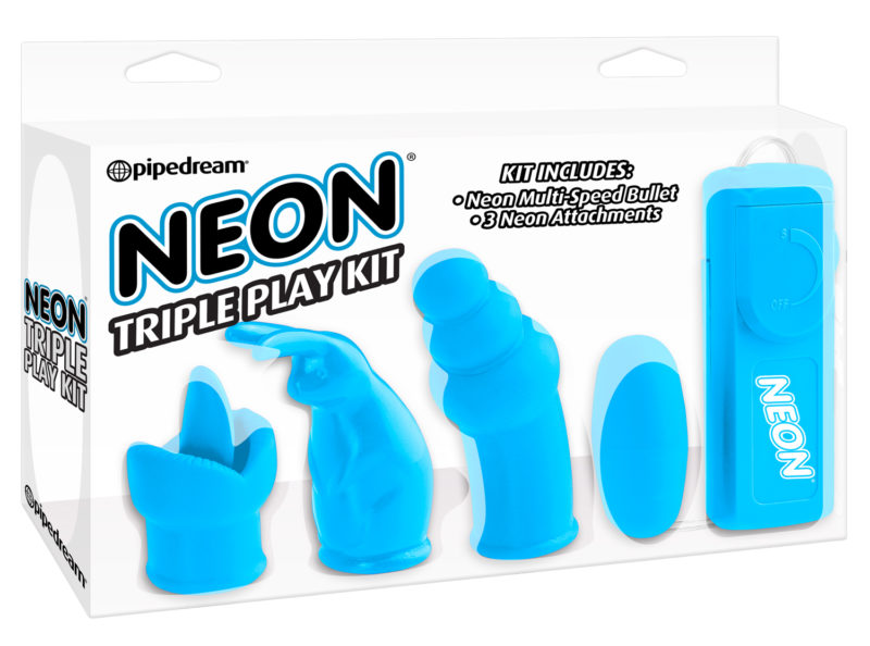 Pipedream Neon Triple Play Kit