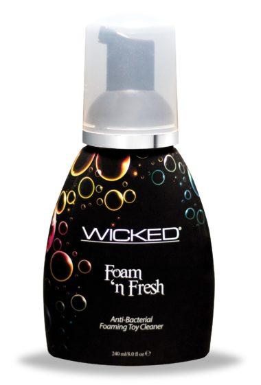 Wicked Foam N Fresh Anti-Bacterial Foaming Toy Cleaner 8OZ