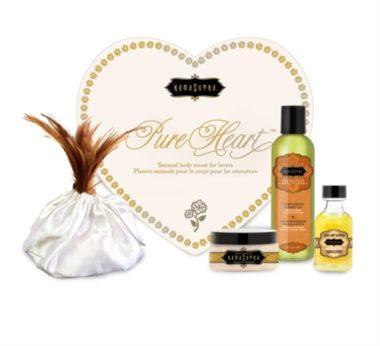 Kamasutra Pure Heart Vanilla Kit