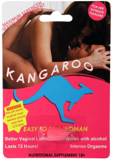 Kangaroo For Her Pill