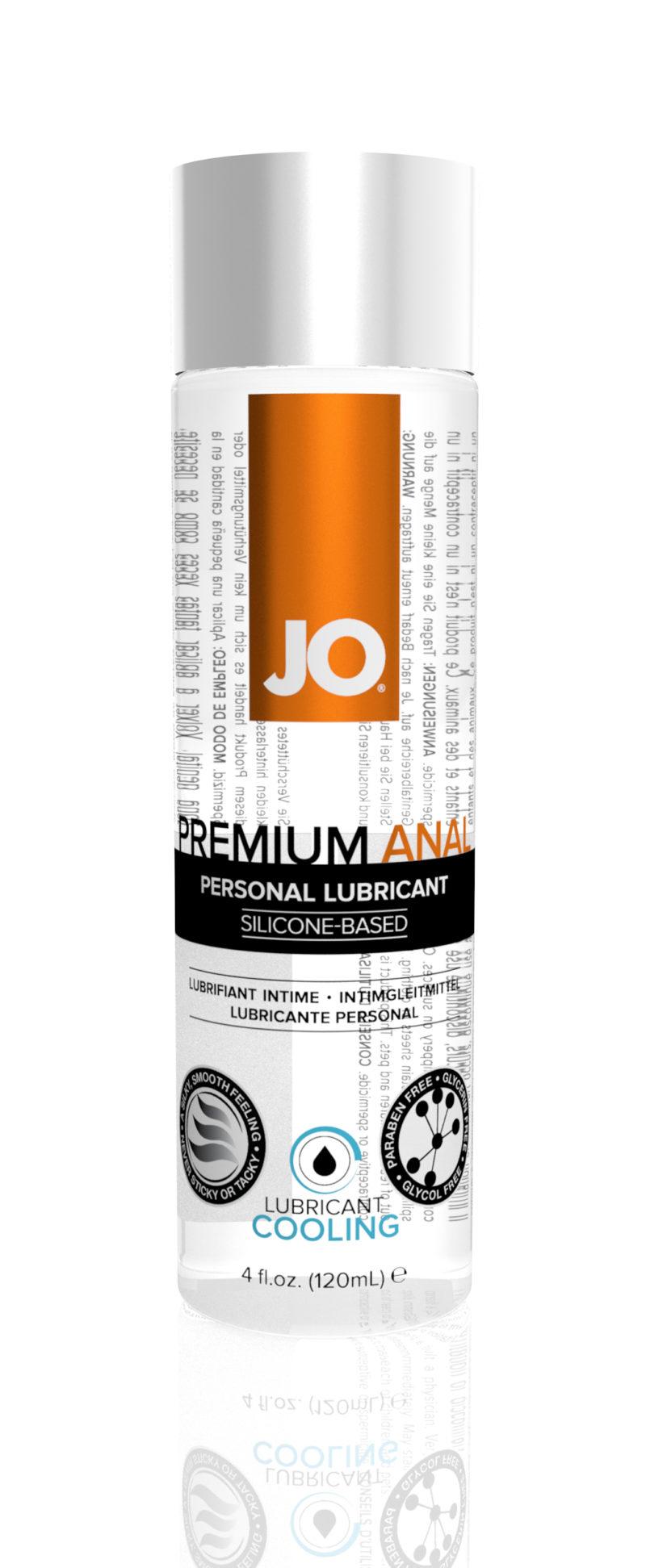 System JO Anal Premium Lubricant 4OZ