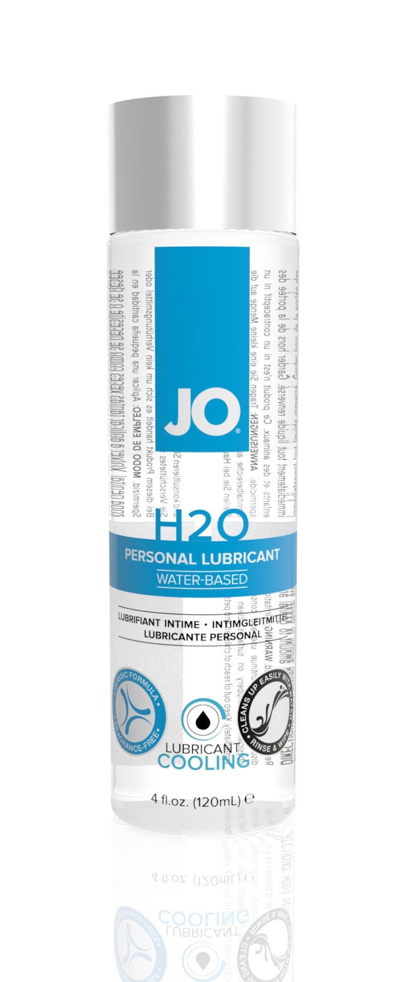 System JO H2O Cool Lubricant 4OZ