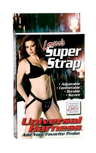 California Exotic Lover's Super Strap Universal Harness