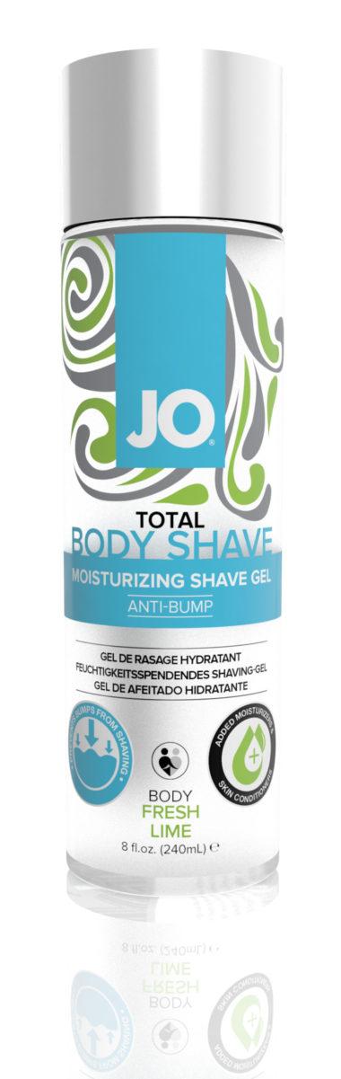 System JO Total Body Shave Moisturizing Shave Gel 8OZ