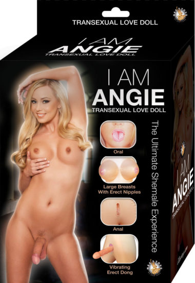Nass Toys I Am Angie Transexual Love Doll