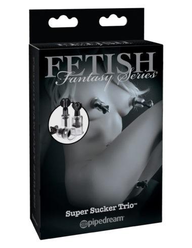 Pipedream Fetish Fantasy Limited Edition Super Sucker Trio