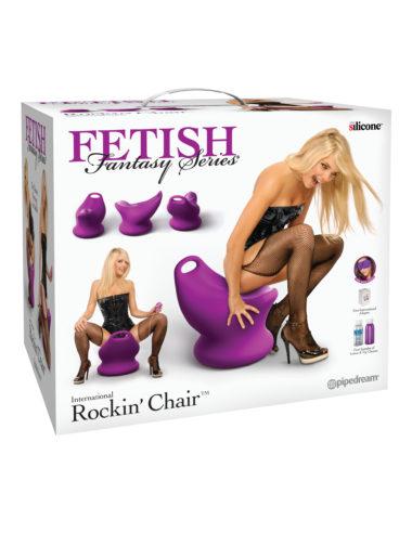Pipedream Fetish Fantasy Rockin' Chair Sex Machine