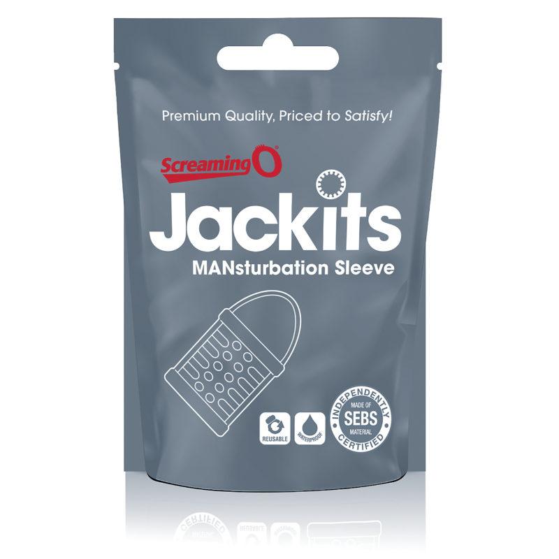 Screaming O Jackits Masturbation Sleeve