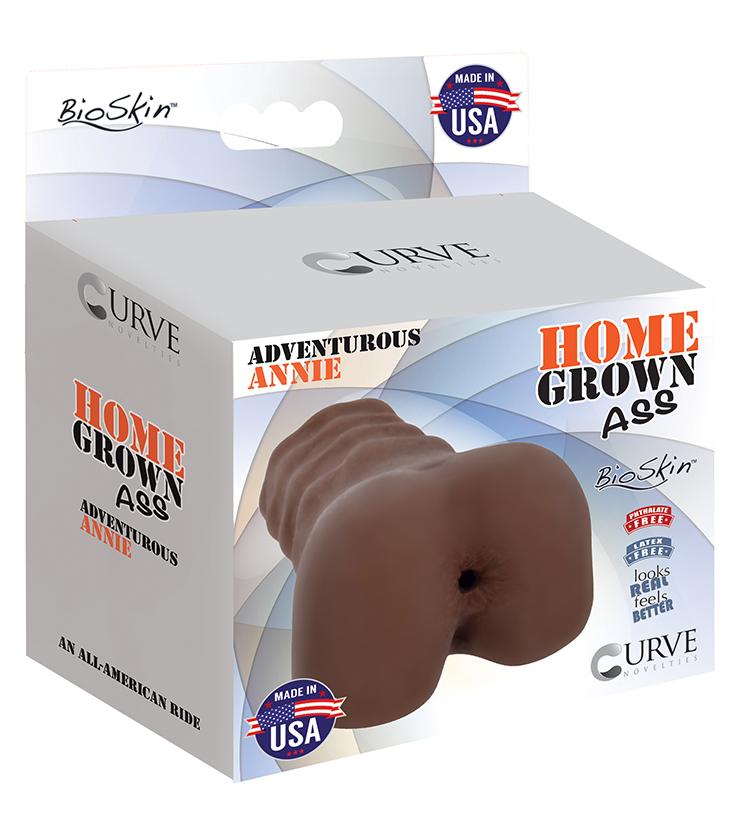 Curve Novelties Home Grown Ass Adventurous Annie