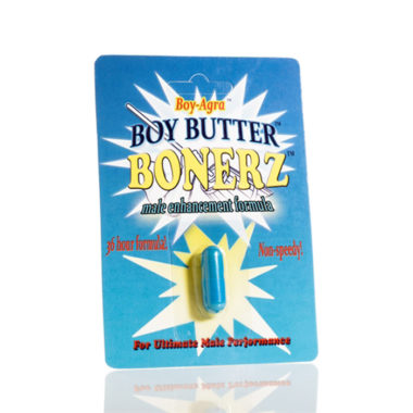 Boy Butter Bonerz With Boy-Arga