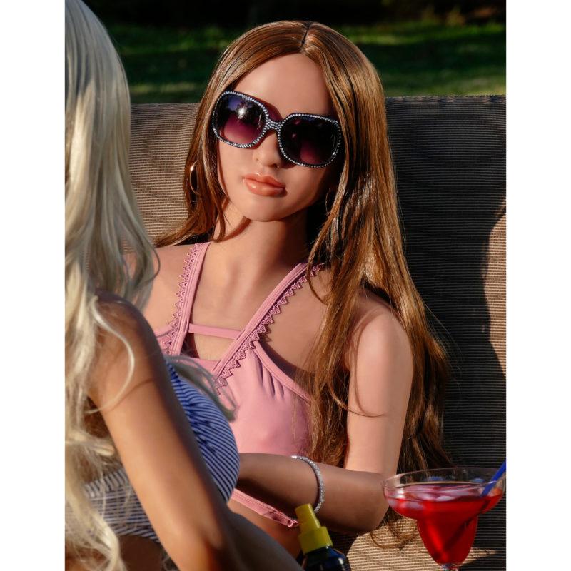 Carmen Ultimate Fantasy Life Size Doll