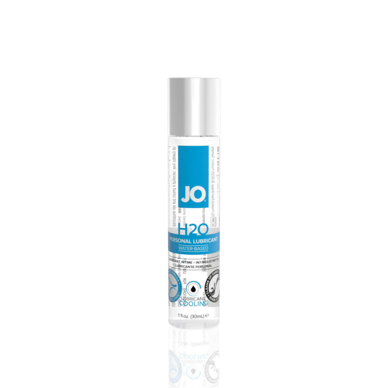 JO H2O Water-Based Cool Lubricant 1oz