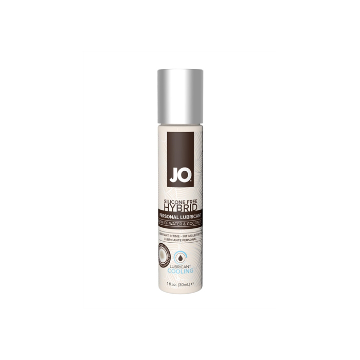 Jo Silicone Free Hybrid Cooling Lubricant 1oz