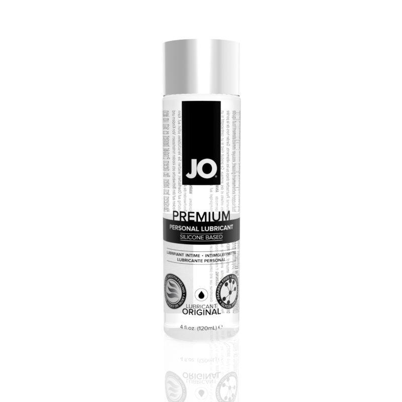 JO Premium Silicone Lubricant 4oz