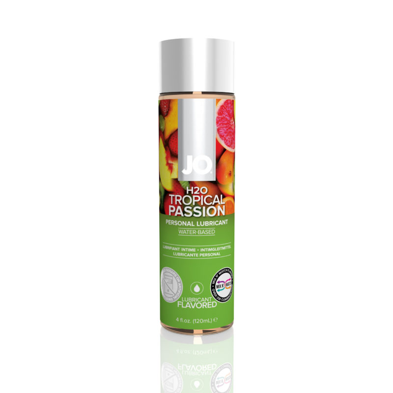 JO H2O Flavored Lubricant 4oz