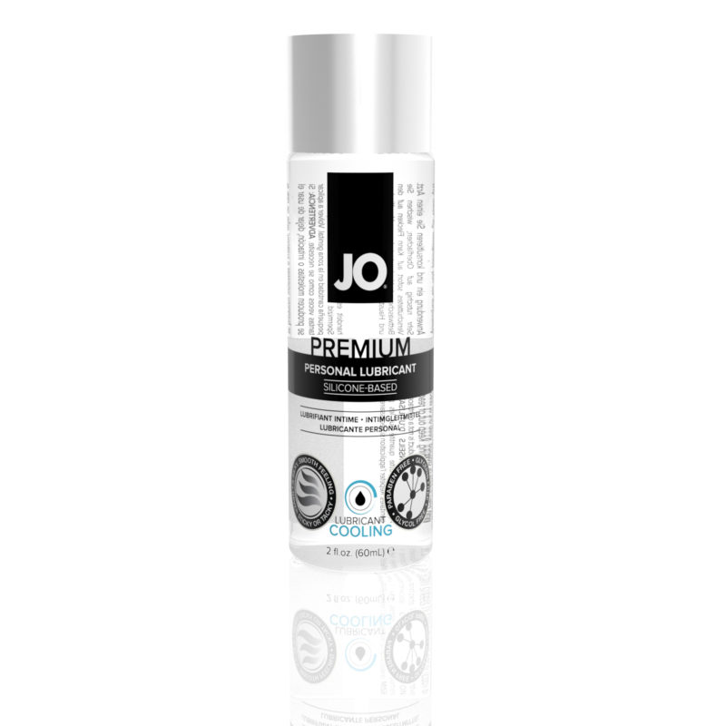 Jo Premium Silicone Based Cooling Lubricant 2oz