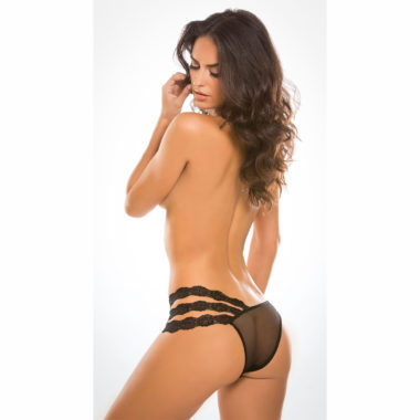 Allure Adore Wild Orchid Panty